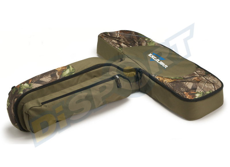 EXCALIBUR CROSSBOW CASE DELUXE T-FORM IMBOTTITA