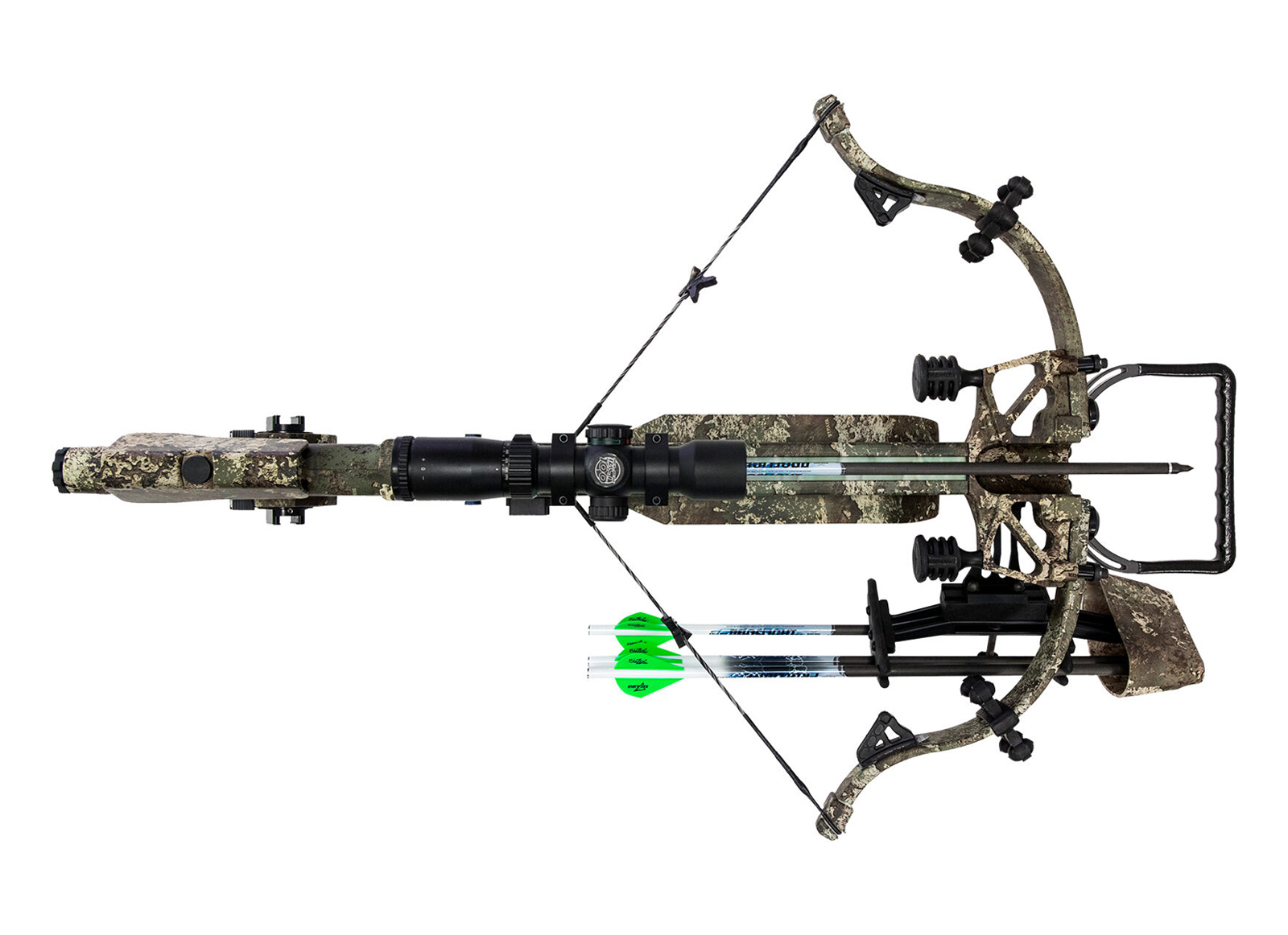 EXCALIBUR BALESTRA MICRO ASSASSIN 400TD PACKAGE COMBO STRATA