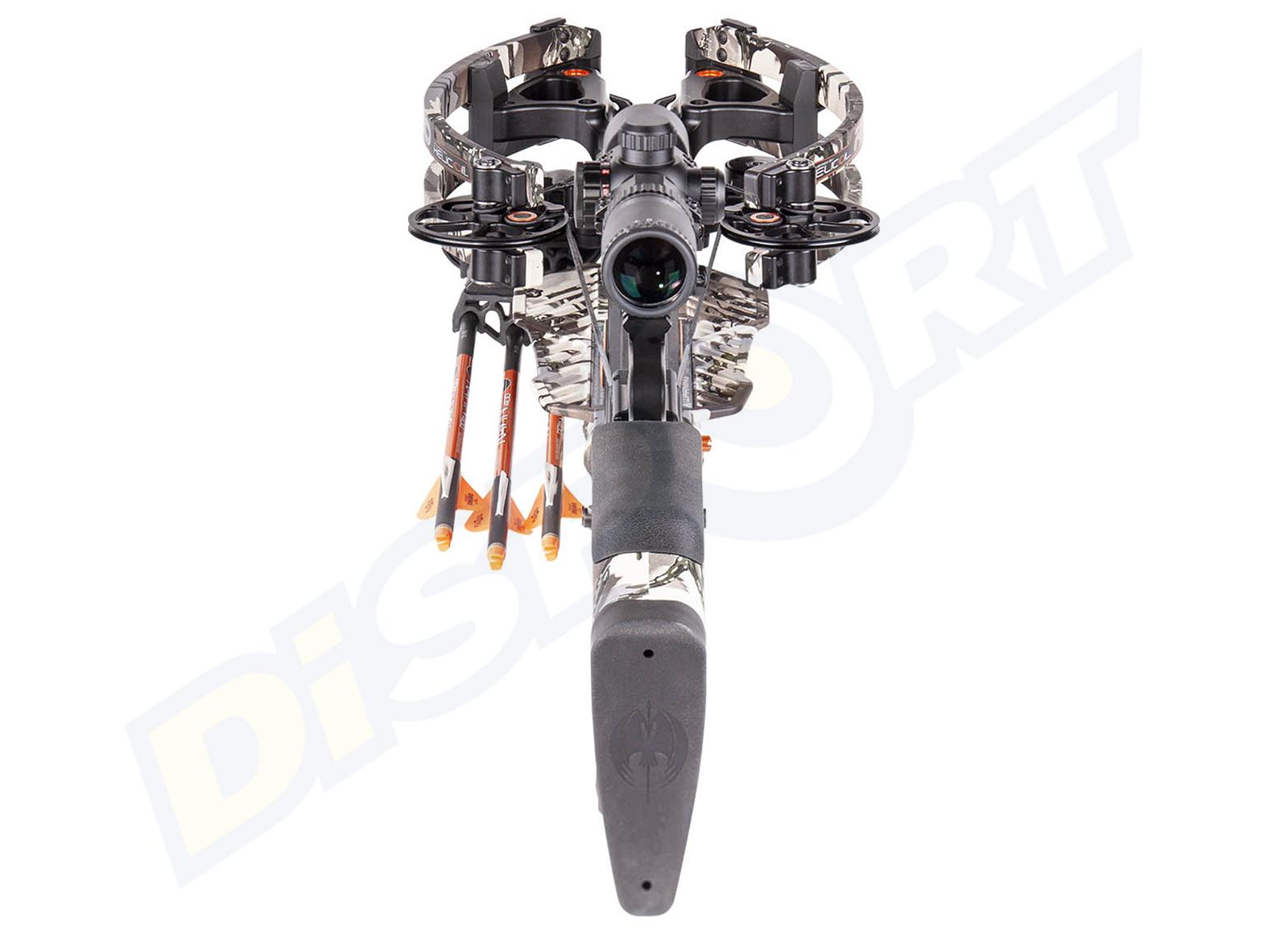 RAVIN CROSSBOWS BALESTRA R10 PREDATOR CAMO R010 KIT COMPLETO 2020